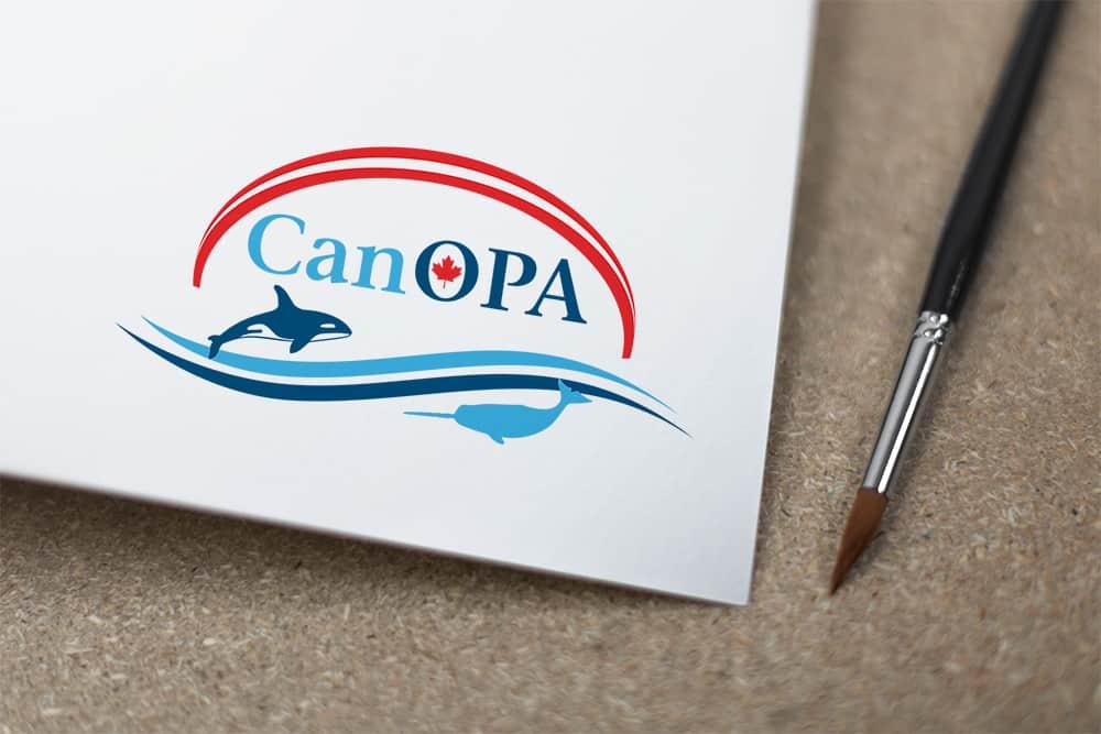 Logo for CanOPA