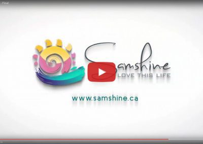 Video Intro for Samshine