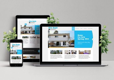 Website Demo for Private Home Sale