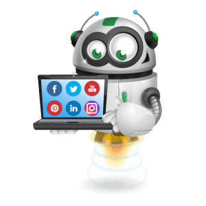 UCWC-mascot-robot-digital-marketing-social-media